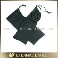 Eco-friendly string bag for pen package, stationery bag, drawstring velvet gift bag