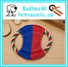 Dog Puppy Disc Frisbee Cotton Training Flyer Rope Chewy Throw Dog Chew Toy