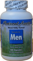 Men's Power Capsules for Energy, Stamina, Endurance