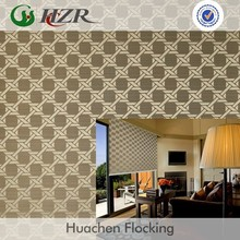 3 pass pvc coated new design blackout roller blind fabric for curtains for home and hotel decor