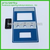 cnc milled slim mini desktop / cpu/ pc computer cabinet parts wholesaler price
