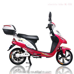 LIGHT CE electri bike with padels the max speed is 25km/h for sell (ML-XYH)