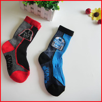Baby bulk wholesale cheap cartoon star wars socks