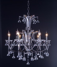 modern European style crystals& pendant lamp HYS6013-6