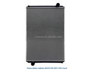 Factory sell all kinds of aluminum NAVISTAR 2001-3503 truck radiator
