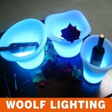 remote control color changing led light wine barrels