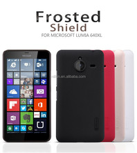 New product for Microsoft Lumia 640XL Super Frosted Shield hard plastic back cover Case