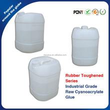 Rubber Toughened Ethyl Cyanoacrylate Adhesive Bulk Cyanoacrylate Super Glue