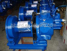 Offshore Drilling 10Ton Air Winch for rig platform