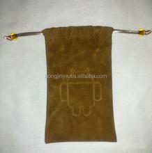 small velvet jewelry pouch velvet gift pouch velvet drawstring pouch bag custom logo for jewelry gift