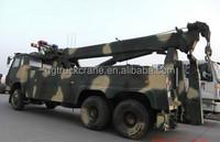 Lufeng Rotator Wrecker 20-30 ton Heavy Duty Rotator Tow Truck Heavy Recovery Trucks Truck Bed Side ST5250TQZCZ