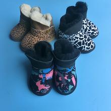 2015 Classic Design Fashion Kids Snow Boots Cheap