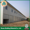 low cost building supplier low cost modular prefabricated hotel outlet center