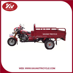 Economical 150cc/200cc/250cc cargo three wheel motorcycle/cargo tricycle