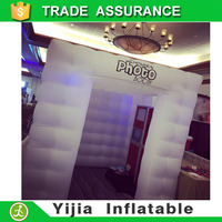 free ship and print your logo new design inflatable party photobooth