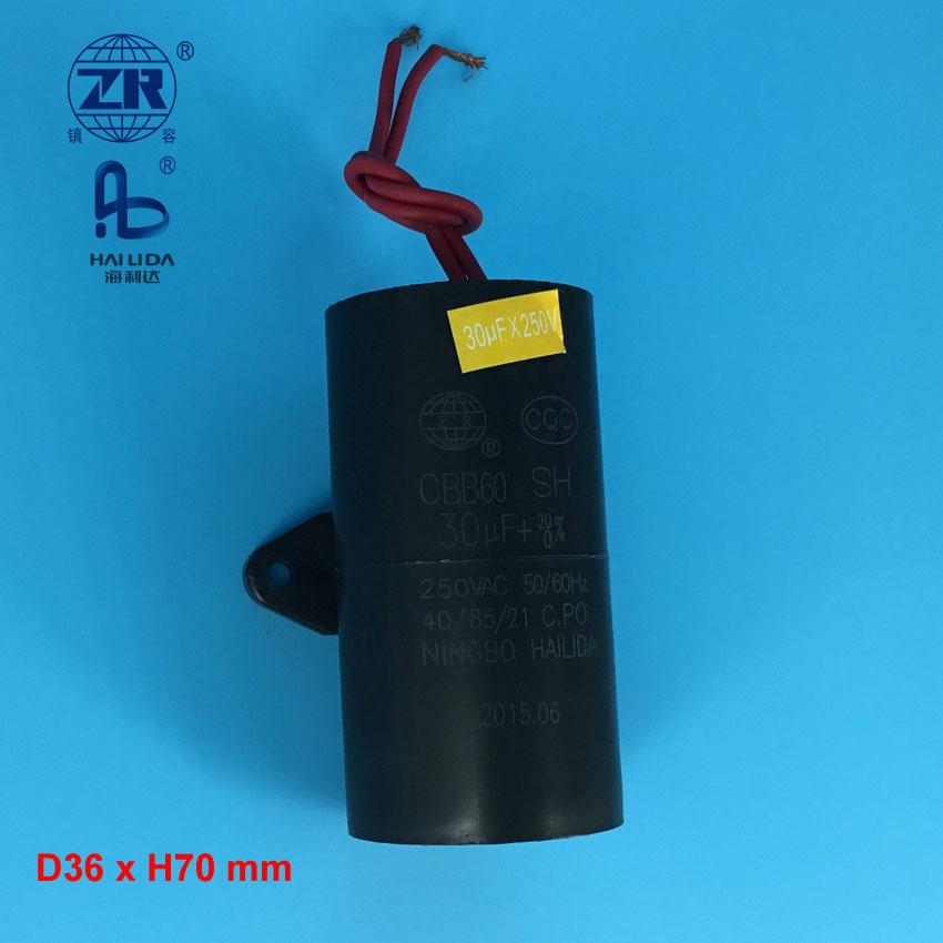Cbb60 Capacitor Wiring Diagram Electrical Ac Motor 250v