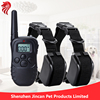 2015 remote dog training collar manufacturer, rechargeable & waterproof, for two dogs