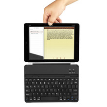 Super Slim Rechargeable Wireless Bluetooth OEM Keyboard For Ipad Air