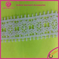 2015 High Quality New Design Flower Trimming Venice Lace Trim