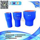 2014 Hebei mangueira de silicone de alta performance Hump reta mangueira Fluorosilicone