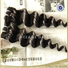 wholesale cheap alli express short indian remy deep wave hair weave