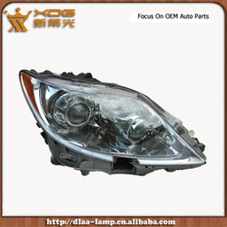 Top selling lexu headlight, accessories for car ls 460, car headlamp for ls 460