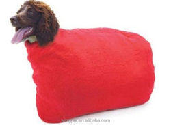 Cheap price dog dry bag ,dog dry towel , dog towel