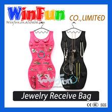 Ladies Jewelry Storage Bags Organizer Bag