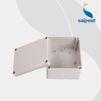 SAIPWELL/SAIP Best Selling Electronics 140*170*95mm ABS/PC Waterproof Plastic Outdoor Enclosure(DS-AG-1417)