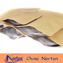 aluminum foil plastic bag,zip lock plastic foil bags for packaging NTP- ALF377B