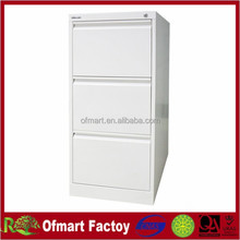 Cheap Lockable 3 Drawer Filing Cabinet/steel office furniture
