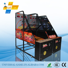 2015 Hot Sale Standrad Basketball Electronic Basketball Scoring Machine for Sale, Basketball Shooting Machine for Sale