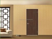 good looking dark color room door