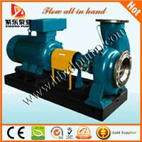 corrosion resisting electric thick liquid pump