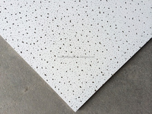 60x60 square mineral fiber cheap ceiling material roof ceiling design