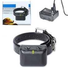 Wholesale Best Selling Water-proof and Rechargeable Electronic No Bark Control Dog Training Collar