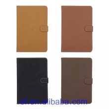 China supplier Antique PU leather case for ipad mini 4, back cover housing replacement for ipad mini 4