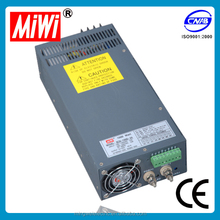 SCN 1000W 27V 37A Industry Led Driver Switch Power Suply, wholesale ensure