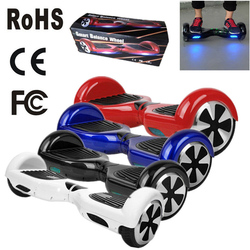 High Quality Hands Free Two Wheels Smart Self Balancing Scooters Electric Drifting Board Personal Adult Transporter with Bluetoo