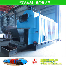 10 Bar 2000Kg Multi fuel Biomass and Wood fired Heating Steam Boiler without pollution hot sell