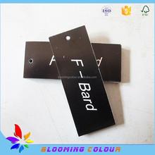 Bright Glossy hang tag, fashion cute hang tag for hair/toys/garments