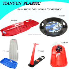 2015 new hot sales durable plastic chinese kick scooters snowmobiles for kids teens