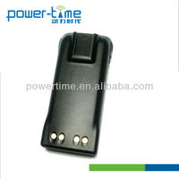 HNN9013 2 way radio rechargeable batteries with Higher Capacity 2400mah for GP320/328/340/360,HT750/1250.