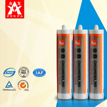 Neutral weather-proof construction silicone sealant CB-360