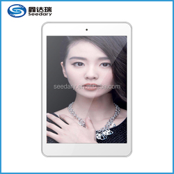 New 3g quad core 7.85 inch IPS screen tablet pc