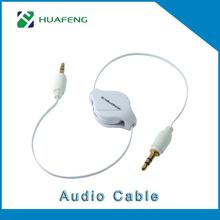 A macho estéreo de 3.5 mm cable de audio