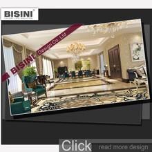 BISINI Luxury Villa Design And Drawing 3D Rendering Interior Design
