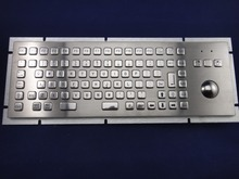 Romote controler application and metal keypad button material anti-vandal keyboard