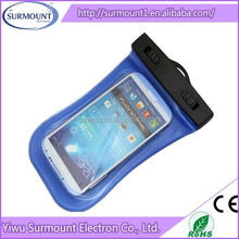 New Fashion High Quality Cell Phone Waterproof Dry Pouch Bag Case for Swimming