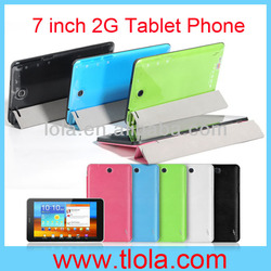 7 inch A13 Android 4.0 Tablet PC with 2G Calling Phone Bluetooth